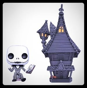 Nightmare Before Christmas Funko Pop #07
